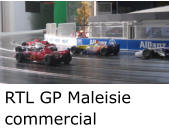 RTL GP Maleisie commercial
